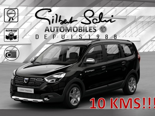 Dacia Dacia Lodgy  1.5 dCi 110ch Stepway Euro6 7 places