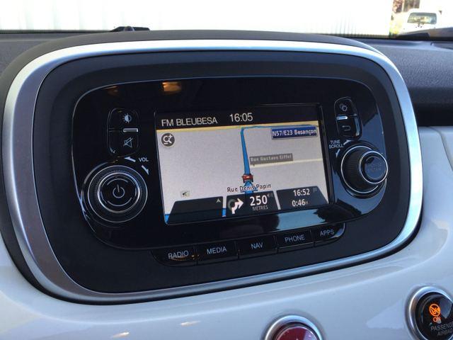 Fiat Fiat 500X 1.6 Multijet 120ch Popstar Business GPS