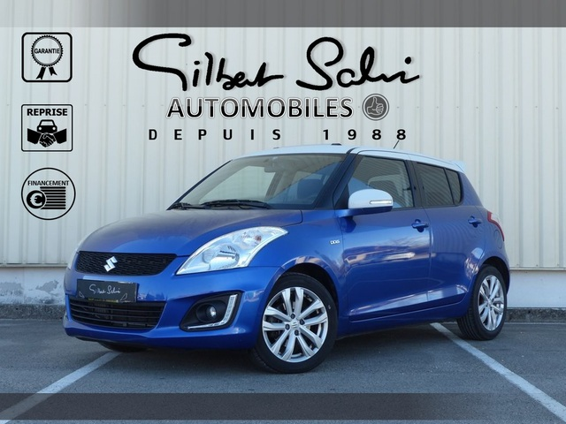 Suzuki Suzuki Swift 1.3 DDIS 75 SO'CITY 5P GPS CAMERA TO