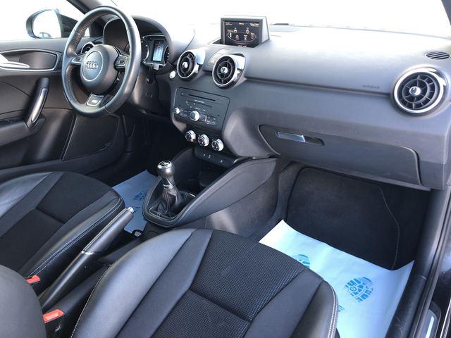 Audi Audi A1  2.0 TDI 143ch FAP S line