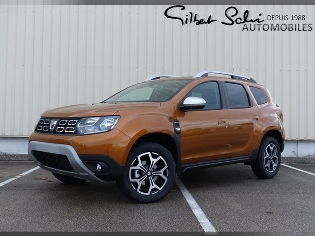 Dacia Dacia Duster DCI 115 PRESTIGE 4X2 + OPTIONS