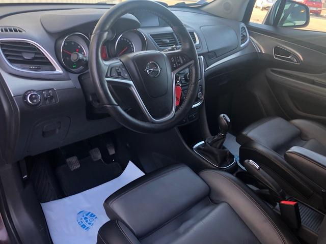 Opel Opel Mokka 1.7 CDTI 130 COSMO PACK 4X4