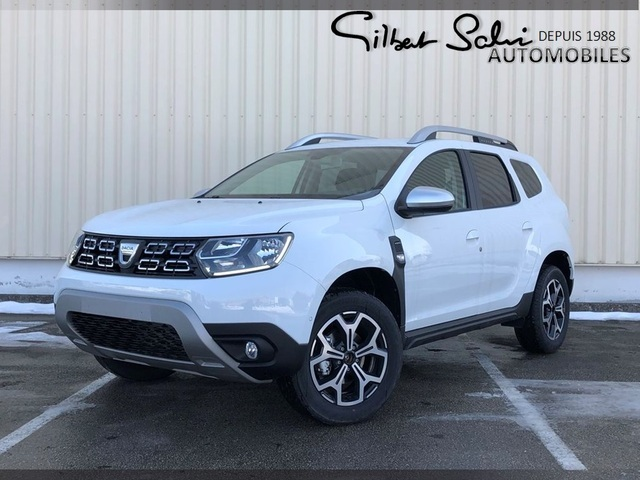 Dacia Dacia Duster 1.5 DCI 115 PRESTIGE 4X4 + OPTIONS