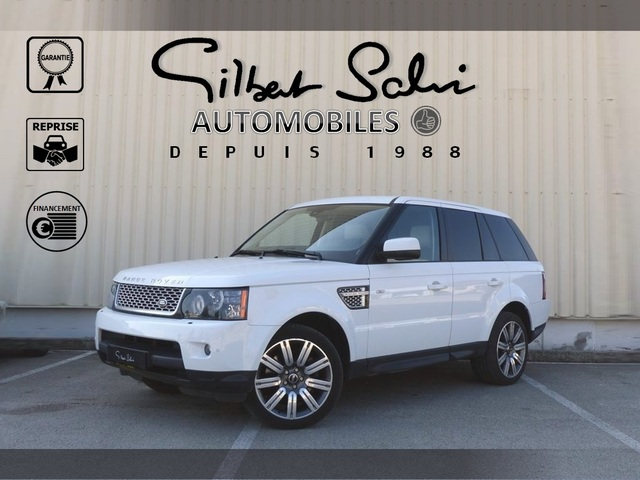 Land-Rover Land-Rover Range Rover Sport SDV6 Autobiography
