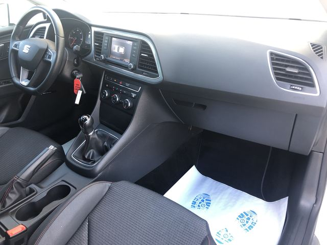 Seat Seat Leon III 2.0 TDI 184ch FAP FR Start&Stop