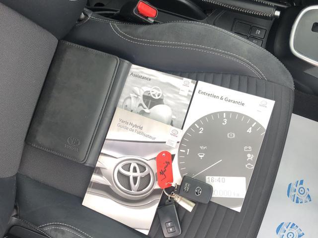 Toyota Toyota Yaris III HSD 100h Dynamic 5p