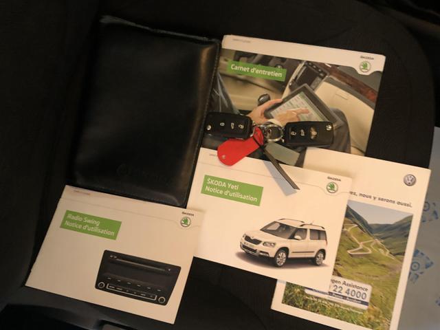 Skoda Skoda Yeti  1.4 TSI 122 Ambition Green Tec 4x2