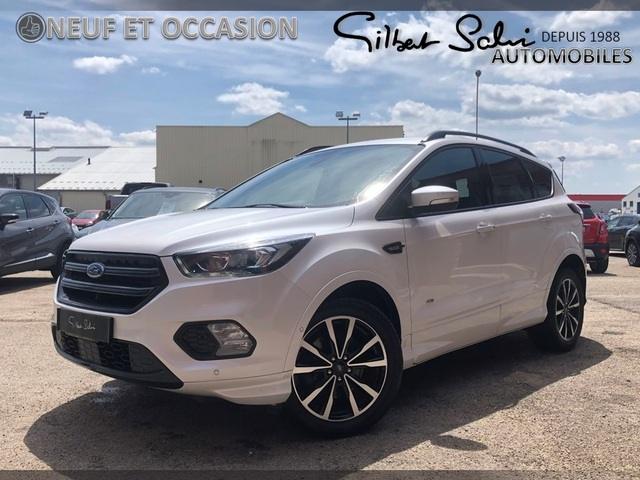 Ford Ford Kuga 2.0 TDCi 150 ST-Line 4x4 Powershift