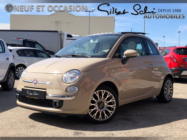Fiat Fiat 500  0.9 8v TwinAir 85ch S&S Lounge