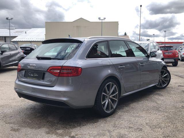 Audi Audi A4 AVANT 2.0 TDI 150 S line quattro BVM6