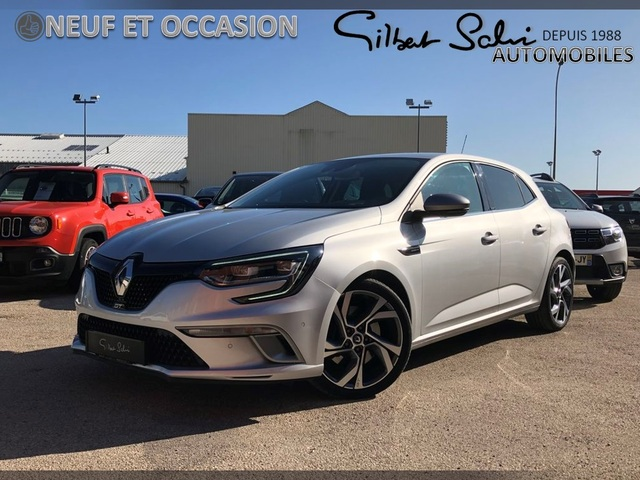 Renault Renault Megane IV 1.6 dCi 165ch energy GT EDC