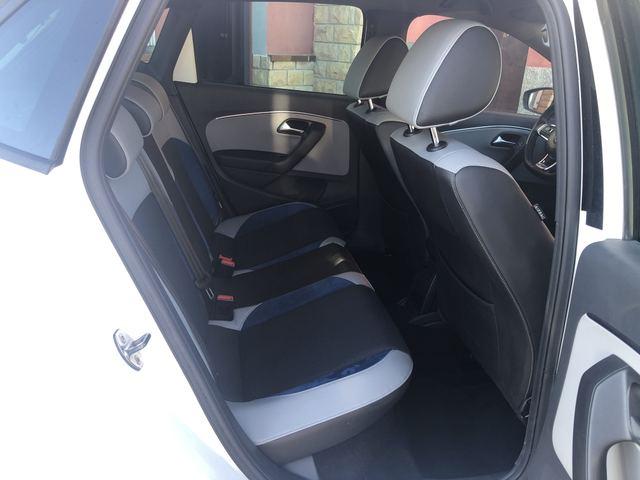 Volkswagen Volkswagen Polo V 1.4 TSI 150ch ACT BlueMotion Technology BlueGT DSG7 5p 7cv