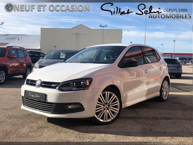 Volkswagen Volkswagen Polo V 1.4 TSI 150ch ACT BlueMotion Technology BlueGT DSG7 5p 7cv