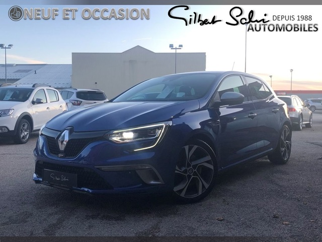 Renault Renault Megane IV (BFB) 1.6 TCe 205ch energy GT EDC