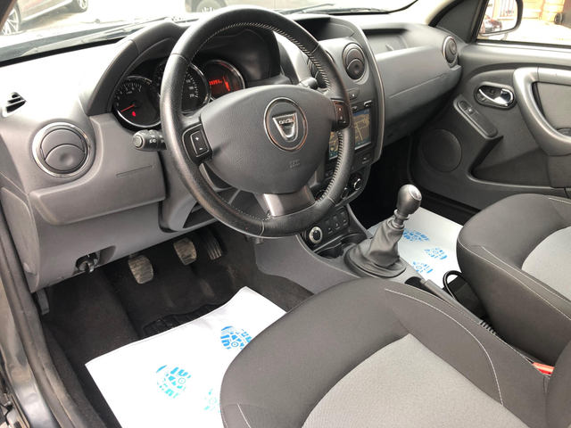 Dacia Dacia Duster  1.5 dCi 110 Euro6 Prestige 4X4
