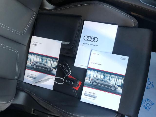 Audi Audi Q3 45 TFSI 230 CH S TRONIC 7 QUATTRO S LINE 5P