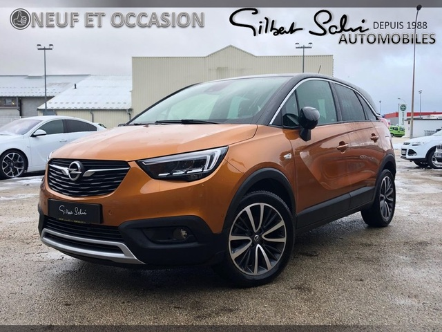 Opel Opel Crossland X  1.2 Turbo 130ch Innovation