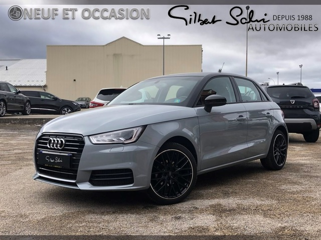 Audi A1 SPORTBACK 1.4 TDI 90ch ultra Midnight Series