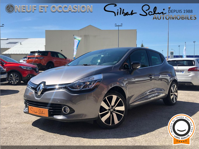 Renault Renault Clio IV TCe 90 E6 Iconic 2015 5p