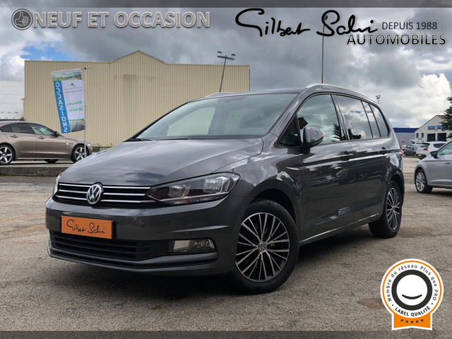 Volkswagen Volkswagen Touran III 2.0 TDI 150 FAP BlueMotion Technology Confortline 7 places